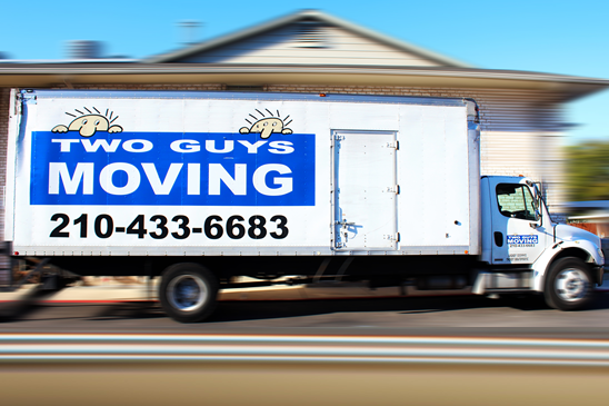 Same-Day Moving Service Available